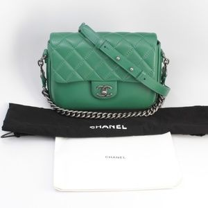 a761786d10be Women Chanel Calfskin Flap Bag on Poshmark